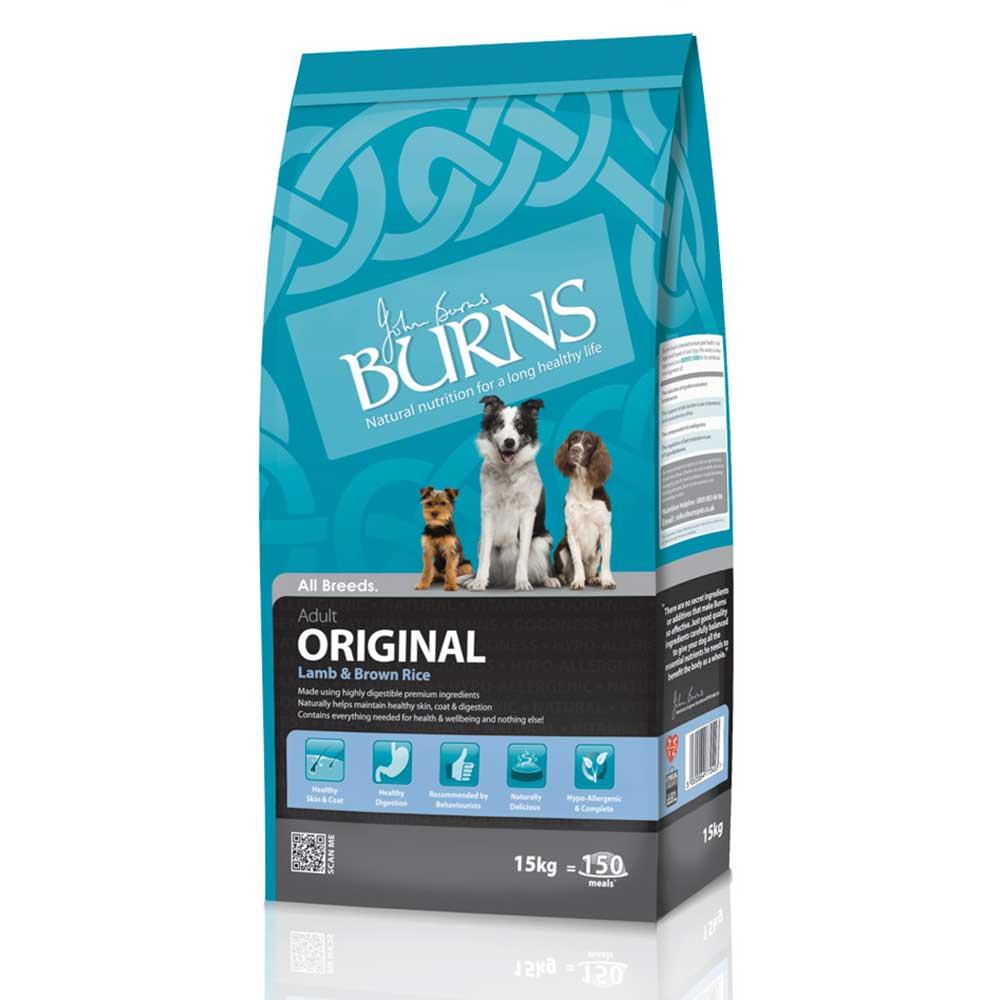 Burns Dog Food Kg Uk
